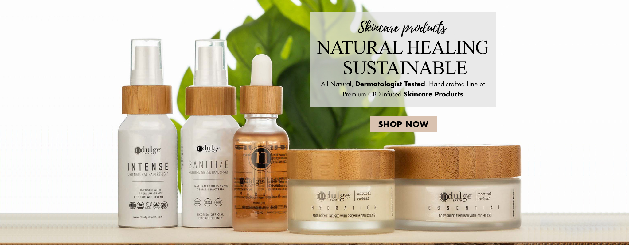 Natural healing sustainable